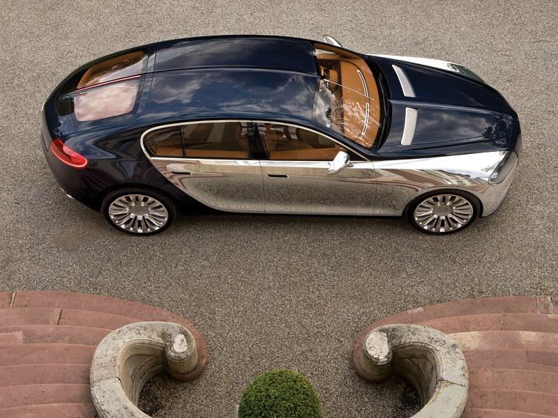 Bugatti: Galibier jde k ledu, neni dost výjimečný: - fotka 14