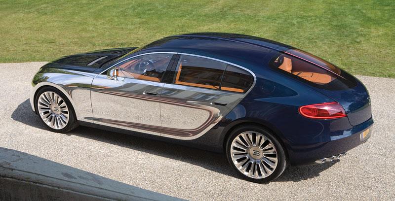 Bugatti Galibier: mezi (nad)lidi až v roce 2013: - fotka 16