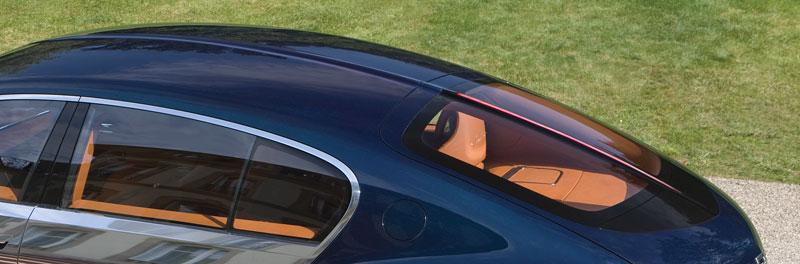 Bugatti: Čtyřdveřová verze ani silnější Veyron nebudou: - fotka 21