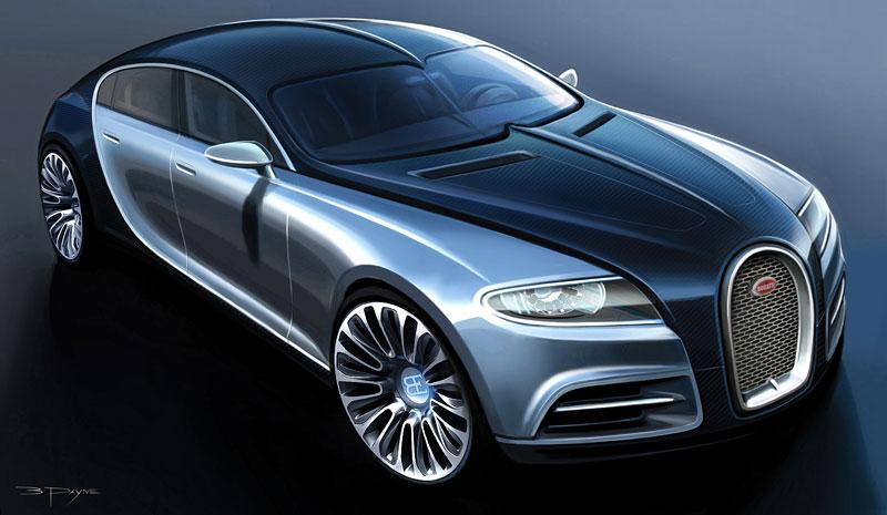 Bugatti Galibier: mezi (nad)lidi až v roce 2013: - fotka 29