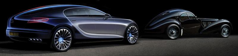 Bugatti: Galibier jde k ledu, neni dost výjimečný: - fotka 31