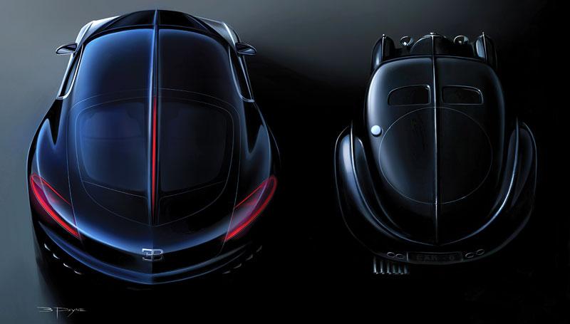 Bugatti: Čtyřdveřová verze ani silnější Veyron nebudou: - fotka 32