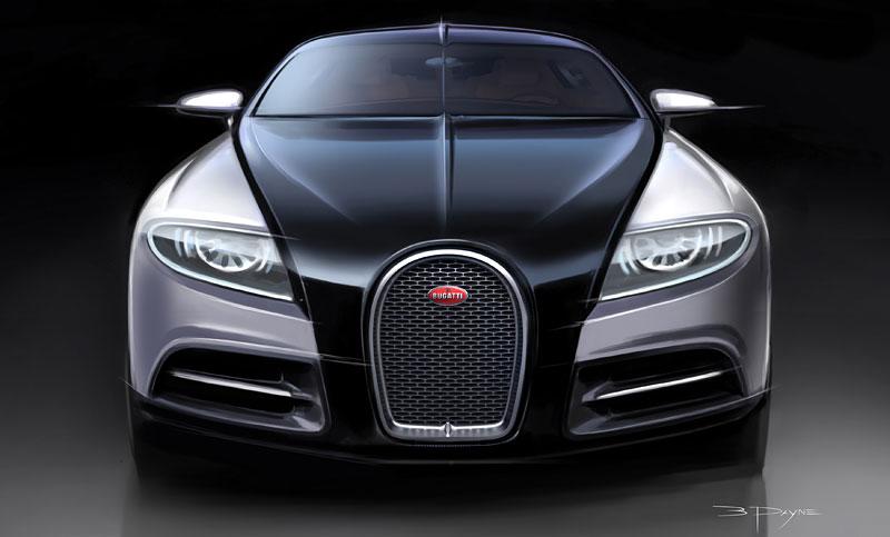 Bugatti: Galibier jde k ledu, neni dost výjimečný: - fotka 33