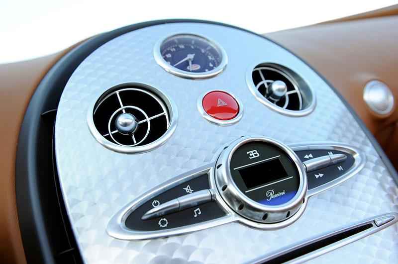 Bugatti Veyron SuperSport: 1200 koní na rozloučenou: - fotka 3