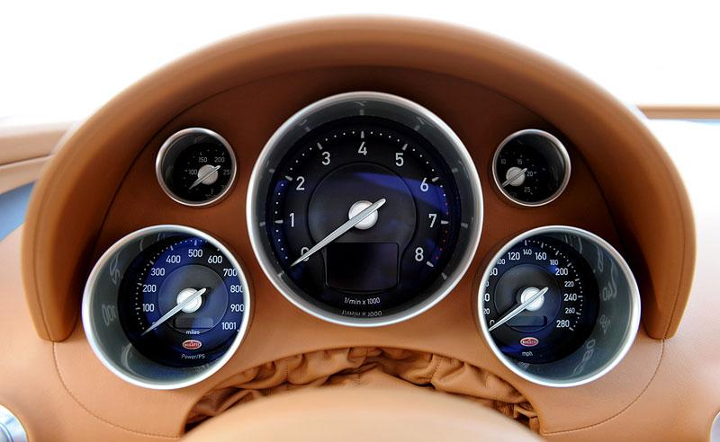 Bugatti Veyron SuperSport: 1200 koní na rozloučenou: - fotka 1