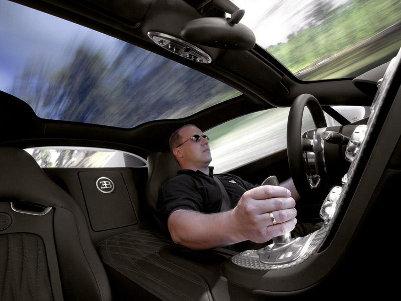 Bugatti Veyron 16.4 Grand Sport - konečně targa: - fotka 1