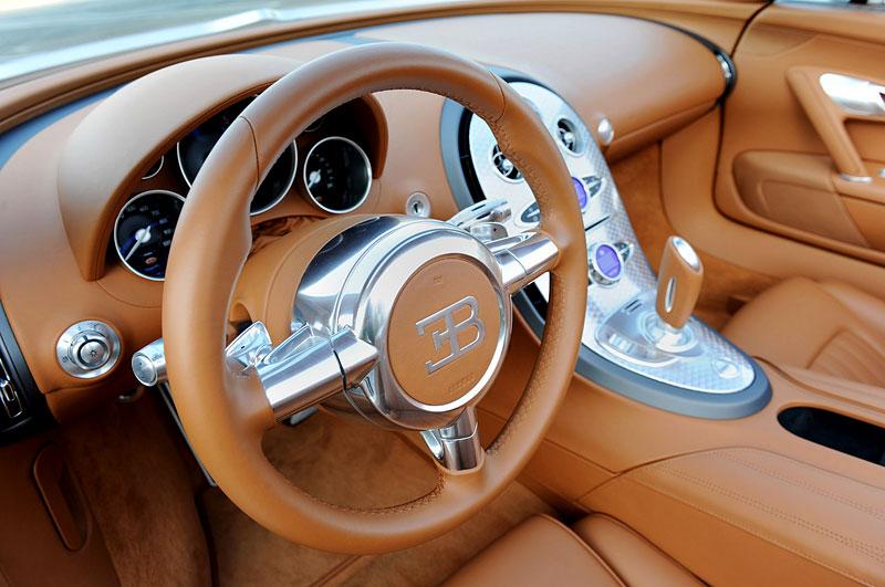 Bugatti Veyron SuperSport: 1200 koní na rozloučenou: - fotka 8