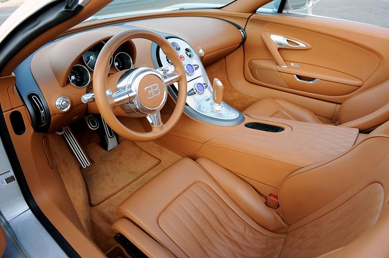Bugatti Veyron SuperSport: 1200 koní na rozloučenou: - fotka 9
