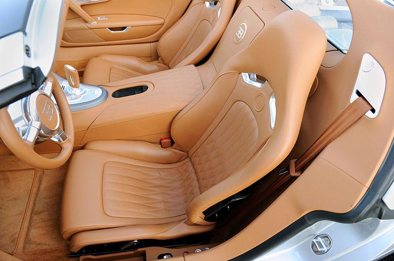 Bugatti Veyron SuperSport: 1200 koní na rozloučenou: - fotka 10