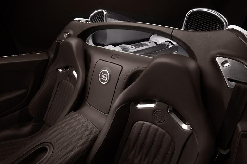 Bugatti Veyron 16.4 Grand Sport - konečně targa: - fotka 4
