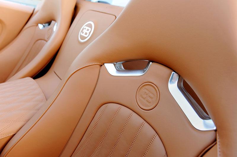 Bugatti Veyron SuperSport: 1200 koní na rozloučenou: - fotka 12