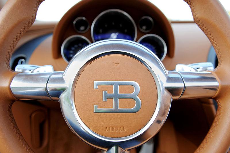 Bugatti Veyron SuperSport: 1200 koní na rozloučenou: - fotka 14