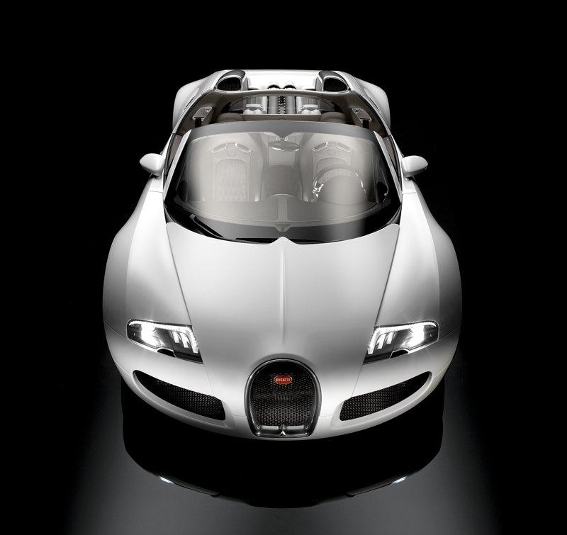 Bugatti Veyron 16.4 Grand Sport - konečně targa: - fotka 10