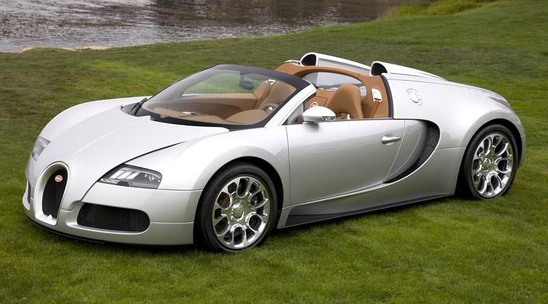 Bugatti Veyron 16.4 Grand Sport - konečně targa: - fotka 16