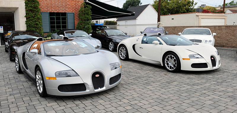 Bugatti Veyron SuperSport: 1200 koní na rozloučenou: - fotka 22