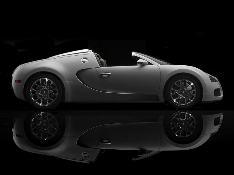 Bugatti Veyron 16.4 Grand Sport - konečně targa: - fotka 28
