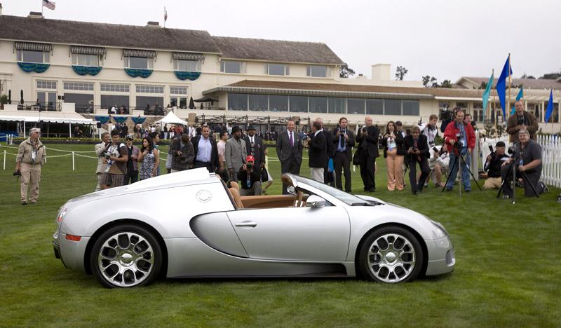 Bugatti Veyron 16.4 Grand Sport - konečně targa: - fotka 30
