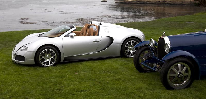 Bugatti Veyron 16.4 Grand Sport - konečně targa: - fotka 32