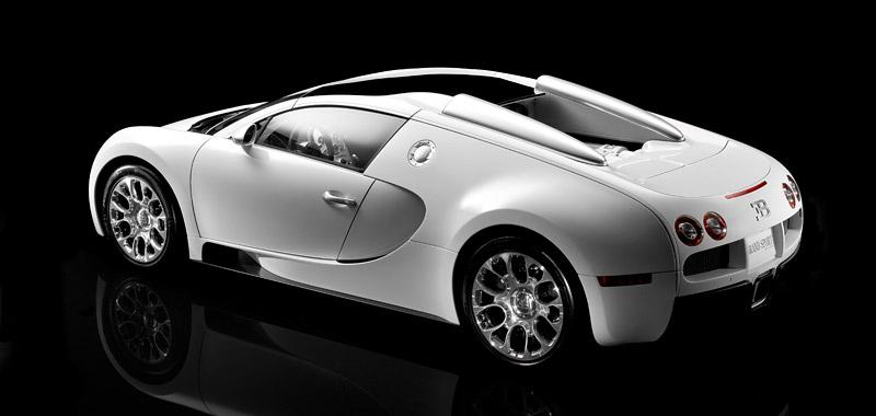 Bugatti Veyron 16.4 Grand Sport - konečně targa: - fotka 34