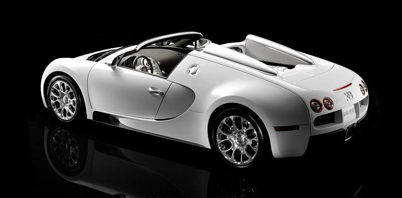 Bugatti Veyron 16.4 Grand Sport - konečně targa: - fotka 35
