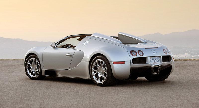 Bugatti Veyron SuperSport: 1200 koní na rozloučenou: - fotka 25