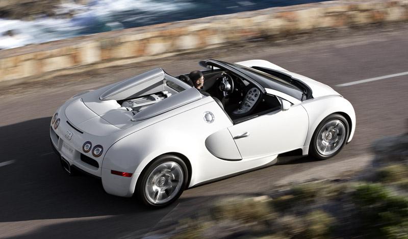 Bugatti Veyron 16.4 Grand Sport - konečně targa: - fotka 36