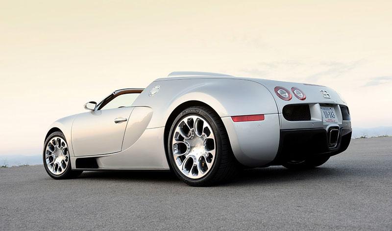 Bugatti Veyron SuperSport: 1200 koní na rozloučenou: - fotka 27