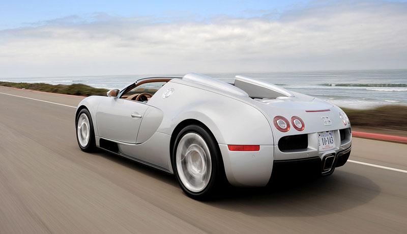 Bugatti Veyron SuperSport: 1200 koní na rozloučenou: - fotka 28