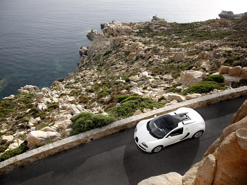 Bugatti Veyron 16.4 Grand Sport - konečně targa: - fotka 39
