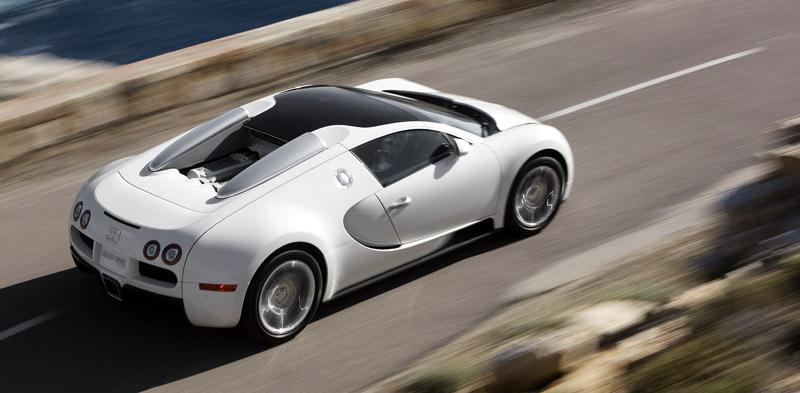 Bugatti Veyron 16.4 Grand Sport - konečně targa: - fotka 40
