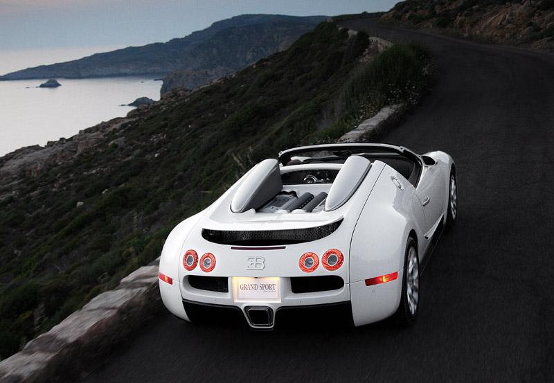 Bugatti Veyron 16.4 Grand Sport - konečně targa: - fotka 44