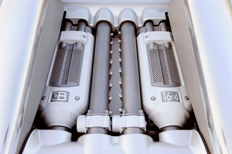 Bugatti Veyron SuperSport: 1200 koní na rozloučenou: - fotka 31