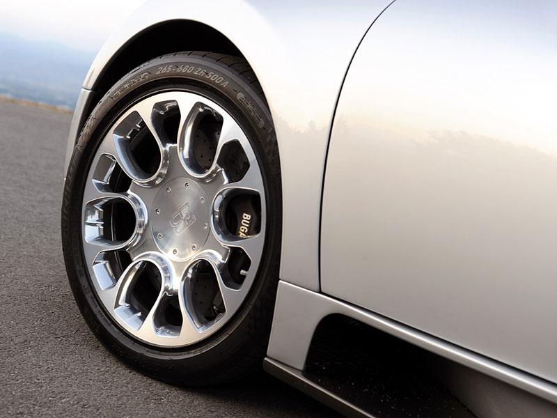 Bugatti Veyron SuperSport: 1200 koní na rozloučenou: - fotka 33