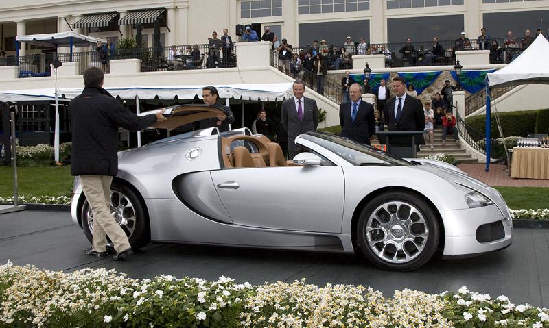Bugatti Veyron 16.4 Grand Sport - konečně targa: - fotka 50