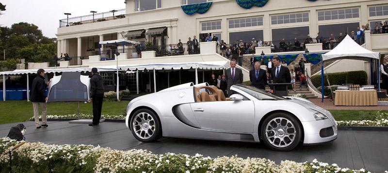 Bugatti Veyron 16.4 Grand Sport - konečně targa: - fotka 52