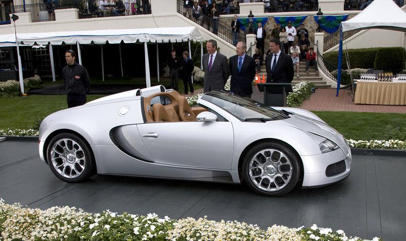 Bugatti Veyron 16.4 Grand Sport - konečně targa: - fotka 53