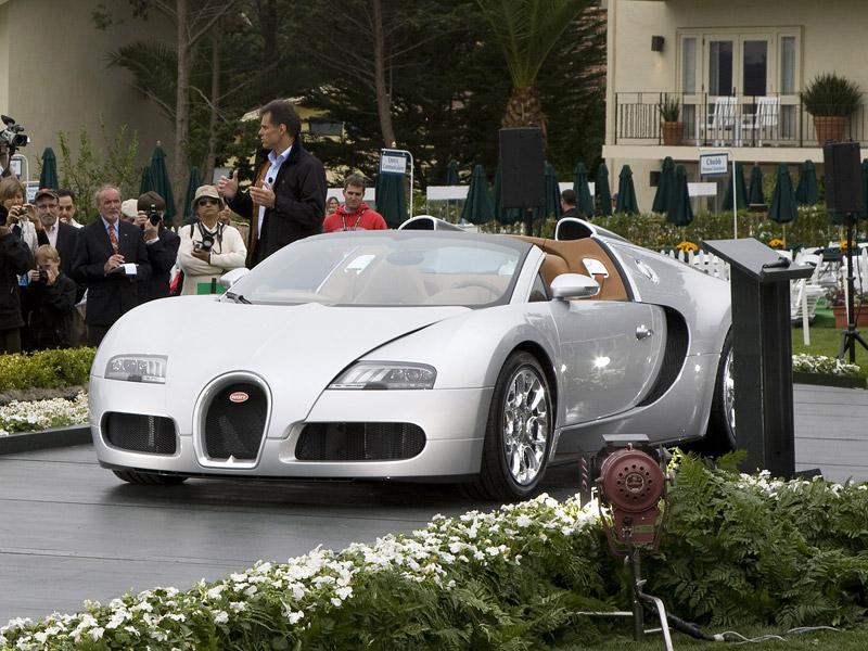 Bugatti Veyron 16.4 Grand Sport - konečně targa: - fotka 54