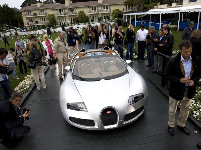 Bugatti Veyron 16.4 Grand Sport - konečně targa: - fotka 55