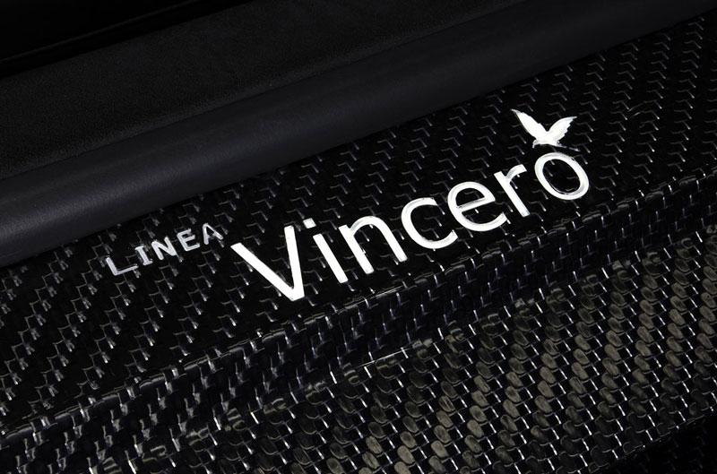Mansory LINEA Vincero d'Oro: karbon a zlato pro Bugatti Veyron: - fotka 17