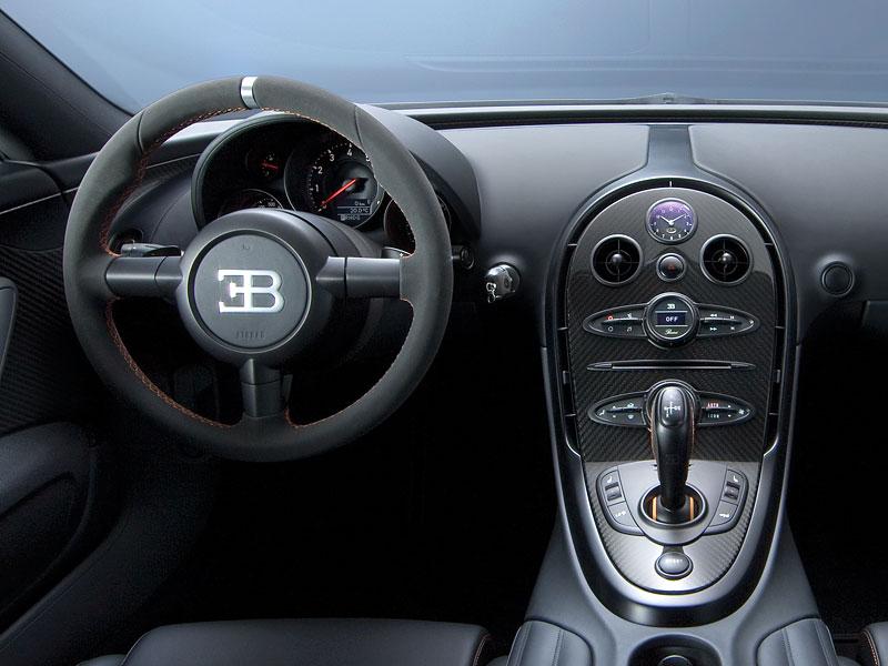 Bugatti Veyron Super Sport: první foto produkční verze: - fotka 15