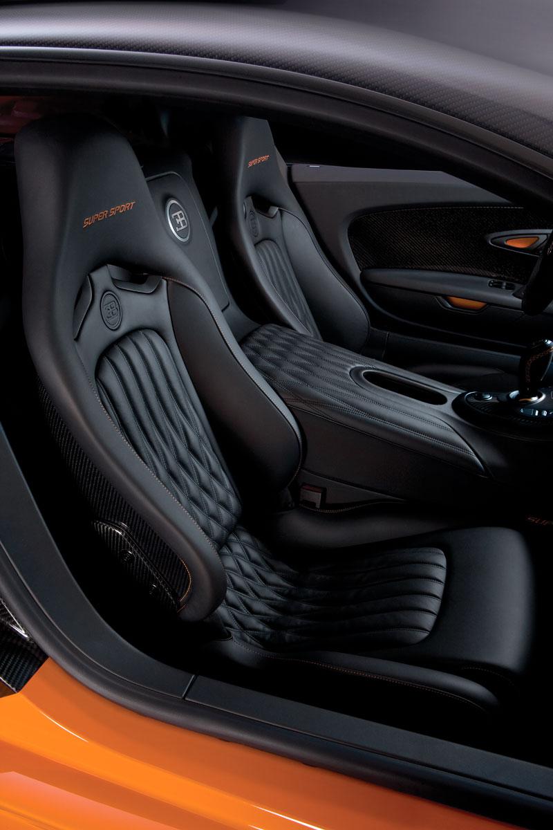 Bugatti Veyron Super Sport: první foto produkční verze: - fotka 18
