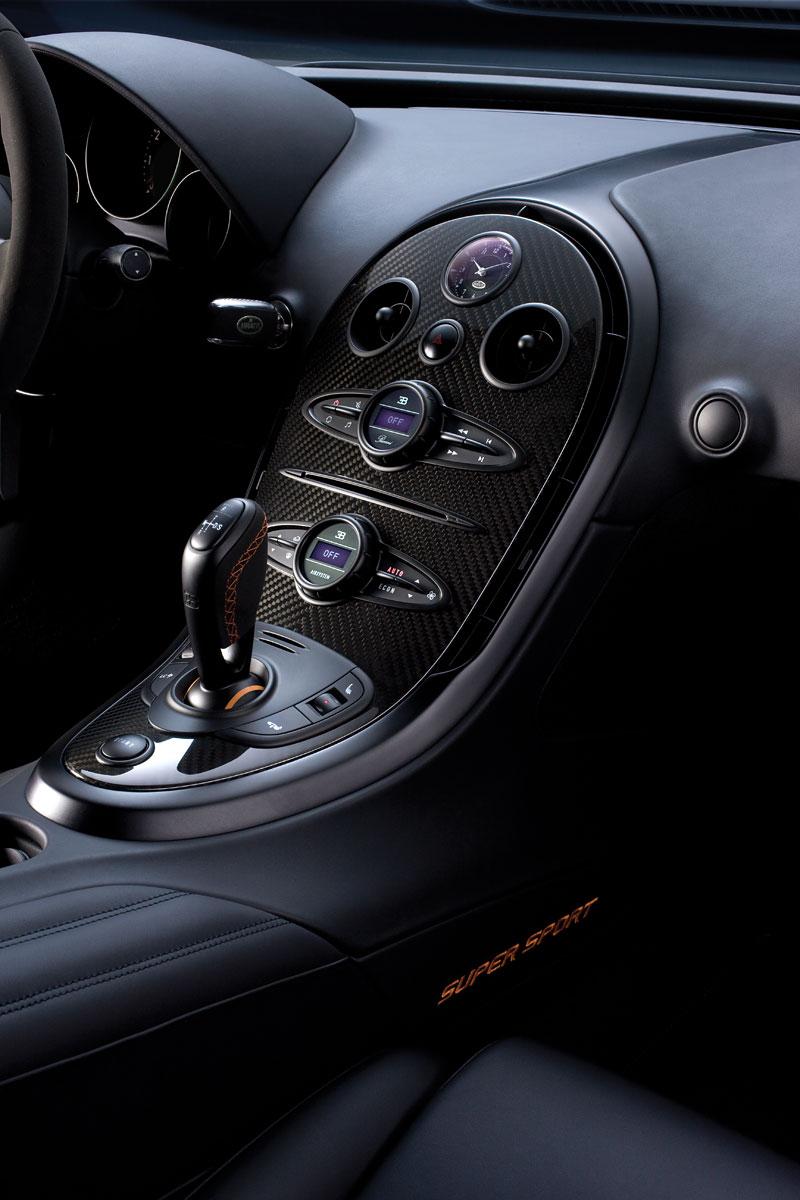 Bugatti Veyron Super Sport: první foto produkční verze: - fotka 19