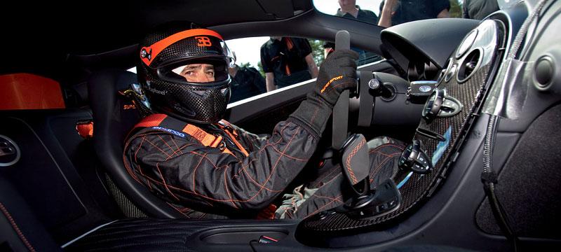 Bugatti Veyron Super Sport: první foto produkční verze: - fotka 21