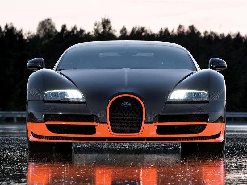 Bugatti Veyron Super Sport: první foto produkční verze: - fotka 22
