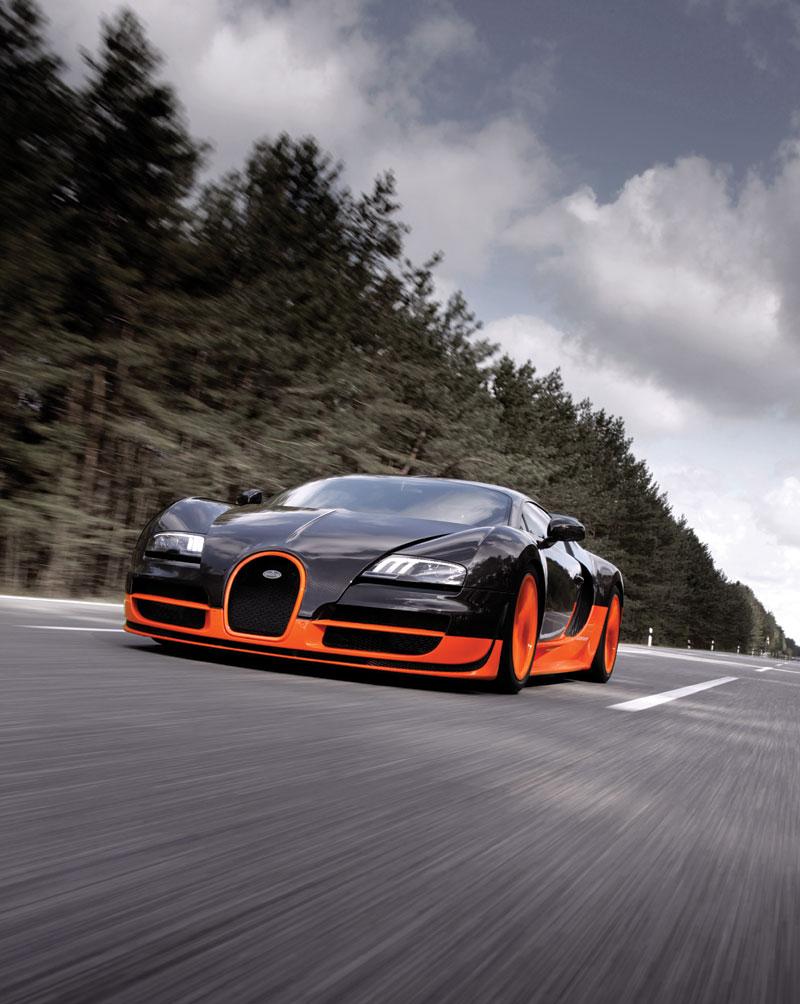 Bugatti Veyron Super Sport: první foto produkční verze: - fotka 23