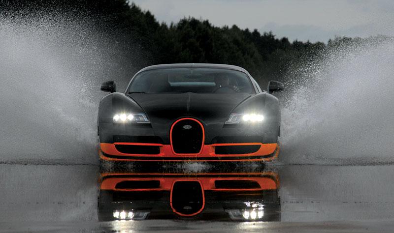 Bugatti Veyron Super Sport: první foto produkční verze: - fotka 24