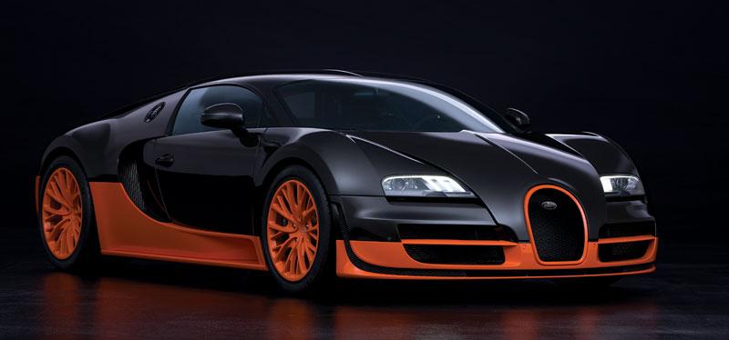 Bugatti Veyron Super Sport: první foto produkční verze: - fotka 26