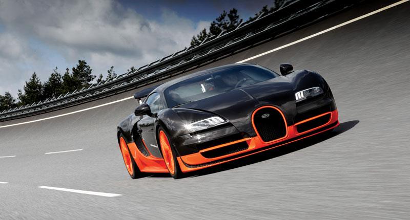Bugatti Veyron Super Sport: první foto produkční verze: - fotka 27