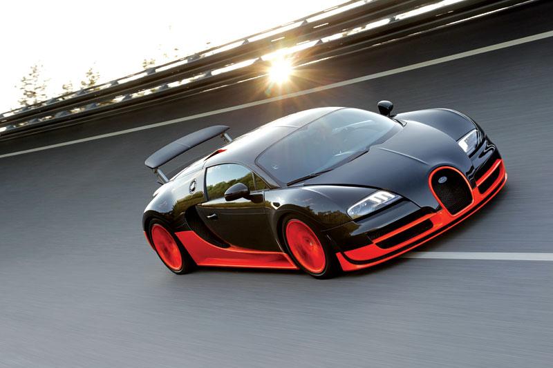 Bugatti Veyron Super Sport: první foto produkční verze: - fotka 28