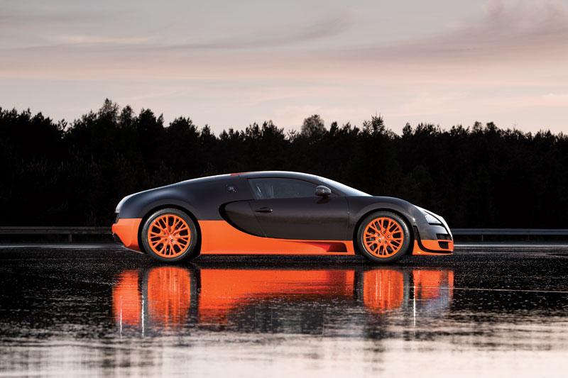 Bugatti Veyron Super Sport: první foto produkční verze: - fotka 29